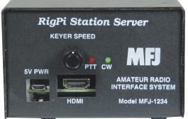 RigPi RigPi MFJ-1234  Station Server, Remote Ham Radio @Hamvention