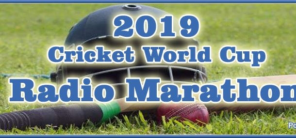 RSGB Cricket World Cup Radio Marathon Set