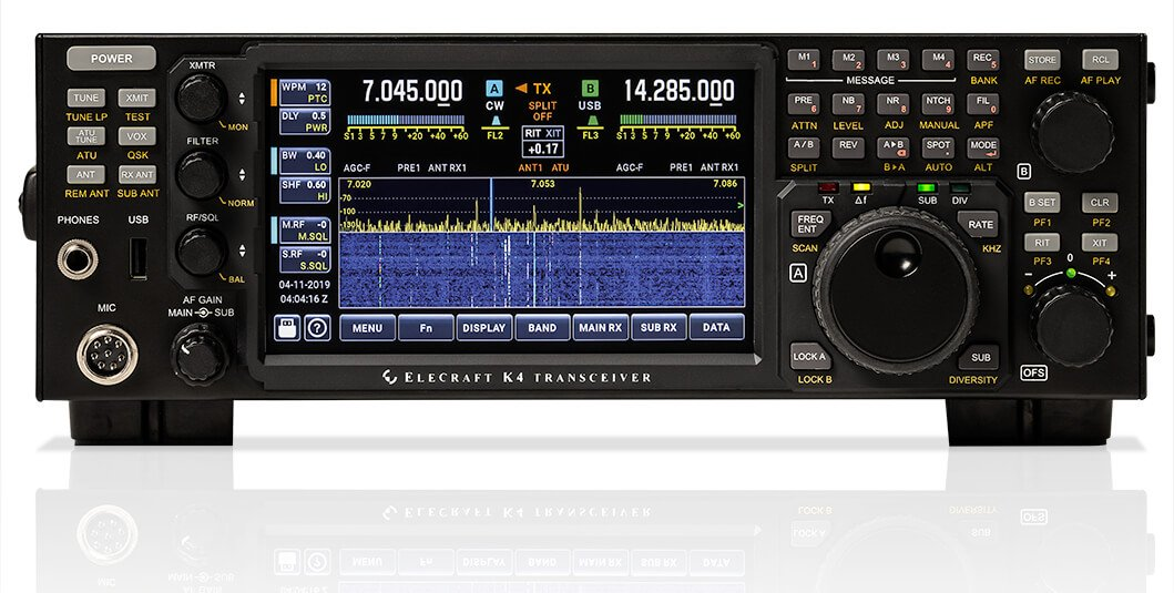 Elecraft K4  – Price list!