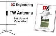 Portable TW Antenna