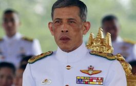 Special Amateur Radio Station for the crowning of the new King of Thailand