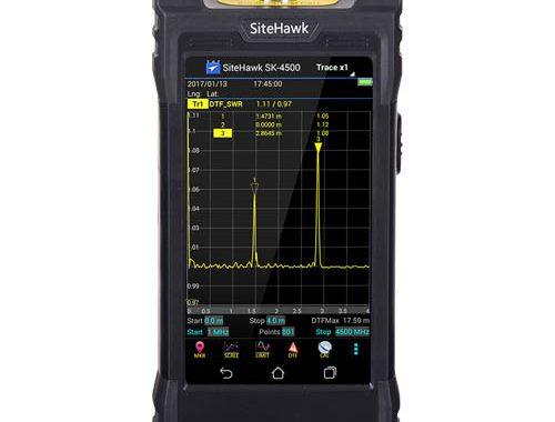 Bird Sitehawk , Antenna/Cable Analyzer, Spectrum Analyzer