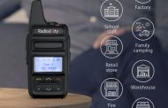 RADIODDITY GD-73A/E | DMR | UHF/PMR | USB PROGRAM & CHARGE | 2600MAH | SMS | HOTSPOT USE