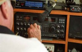 Ham Radio Equipment Donated in Dominica