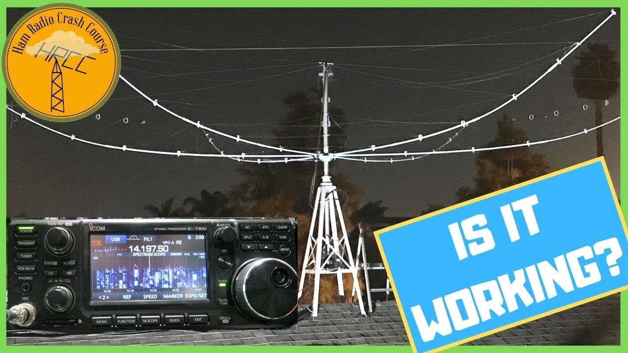 How Do You Know Your Antenna & Radio Are Setup And Working Correctly?