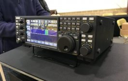 BayNet Field Day 2019 with Elecraft K4