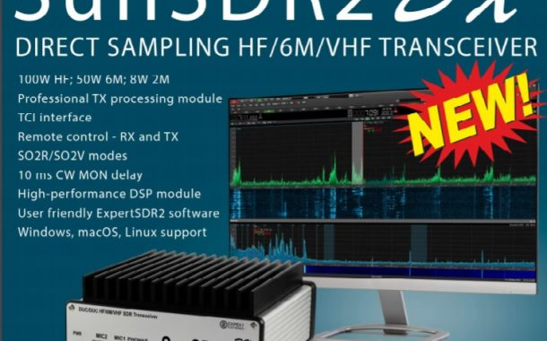 SunSDR2 DX- Expert Electronics