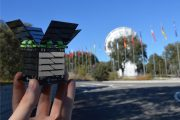 16-year-old ham radio satellite builder in the press
