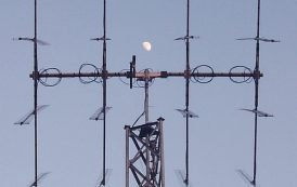 Earth – Moon – Earth and DSTAR Operating with the ICom IC-9700 Transceiver