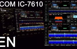ICOM IC-7610 Review and Full Walk Through