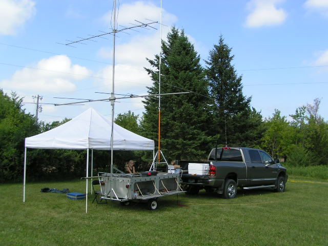 Dont Forget Your Tinker Toy Antenna on Field Day!