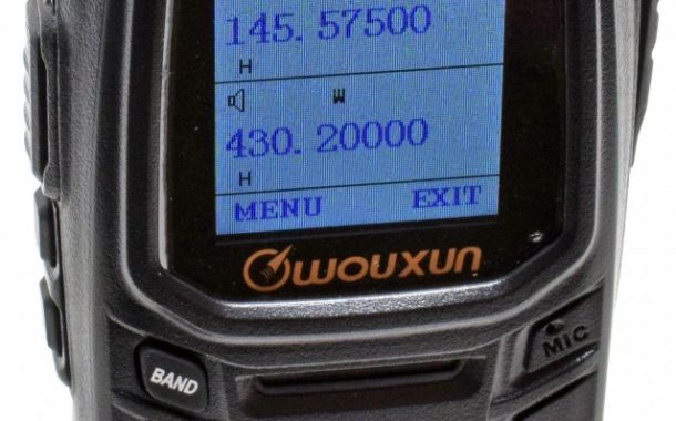 Wouxun KG-UV9K Dual Band HT – First Look