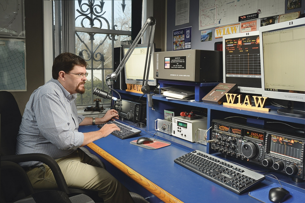 W1AW, NU1AW to be Headquarters Multipliers for the IARU HF Championship