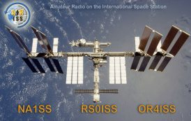 Two SSTV events during July 29 – August 4