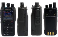 Anytone D878UV+ Handheld Radio