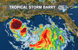 Hurricane Watch Net Keeping Close Watch on Tropical Storm Barry