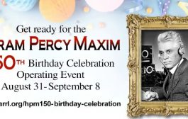 Happy 150! The Hiram Percy Maxim Birthday Celebration!