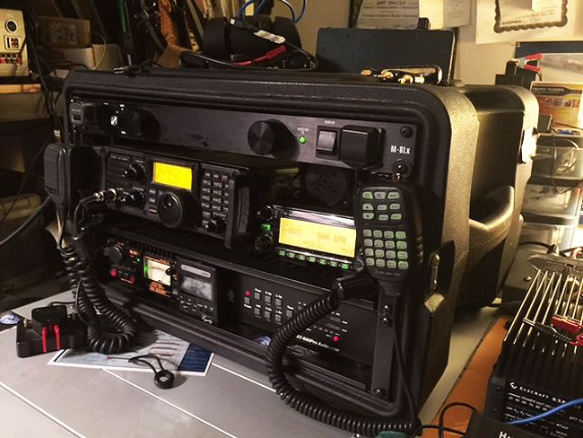 Amateur Radio Resources Ready as Dorian Poised to Become a Major Hurricane