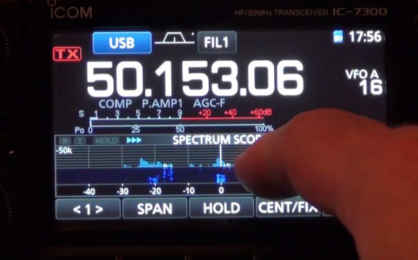 WRC-19: request to support 50MHz