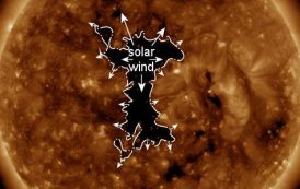 GEOMAGNETIC STORM PREDICTED