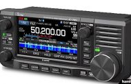 Icom IC-705: Check out this video of a cabinet breakdown