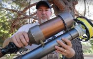 Freedom Cannon The Most Insane Ham Radio Antenna Launcher Ever | K6UDA Radio