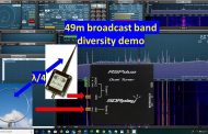 SDRplay HF Diversity Demo