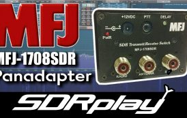 Using the MFJ-1708SDR To Have A Wide Band Pan-adapter