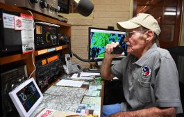 ARES on Alert for Hurricane Dorian's Possible Arrival