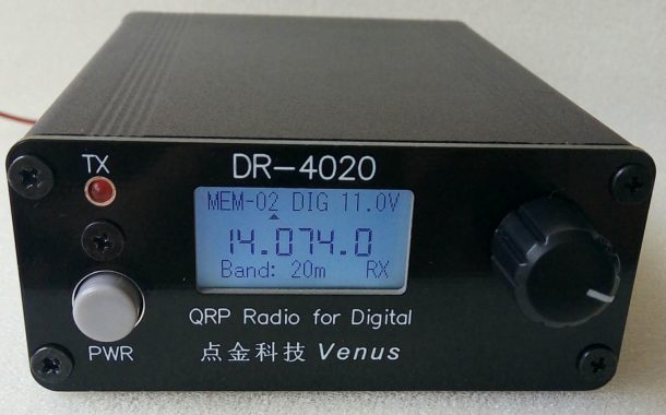 DR4020 Dual band Digital QRP radio