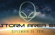 "Nevada ARES/RACES Members Deploy for ""Storm Area 51"" Event"