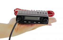 Retevis RT98 UHF Micro Mobile Transceiver Overview