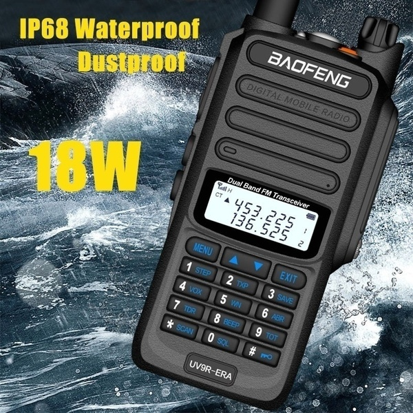 New 18W High-power Baofeng UV9R-ERA Walkie Talkie