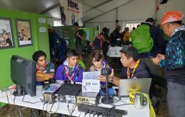 "Jamboree on the Air (JOTA) Registration is ""On Track"""