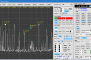 Yet more features in the SDRplay Spectrum Analyser