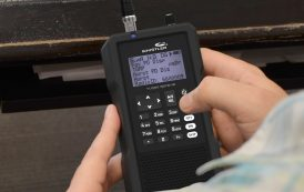Whistler TRX-1E Digital  Scanner