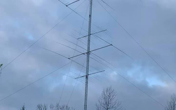 14 days of work from 0 – Mega Contest Station LN8W