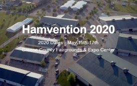 Dayton Hamvention® Invites 2020 Award Nominations