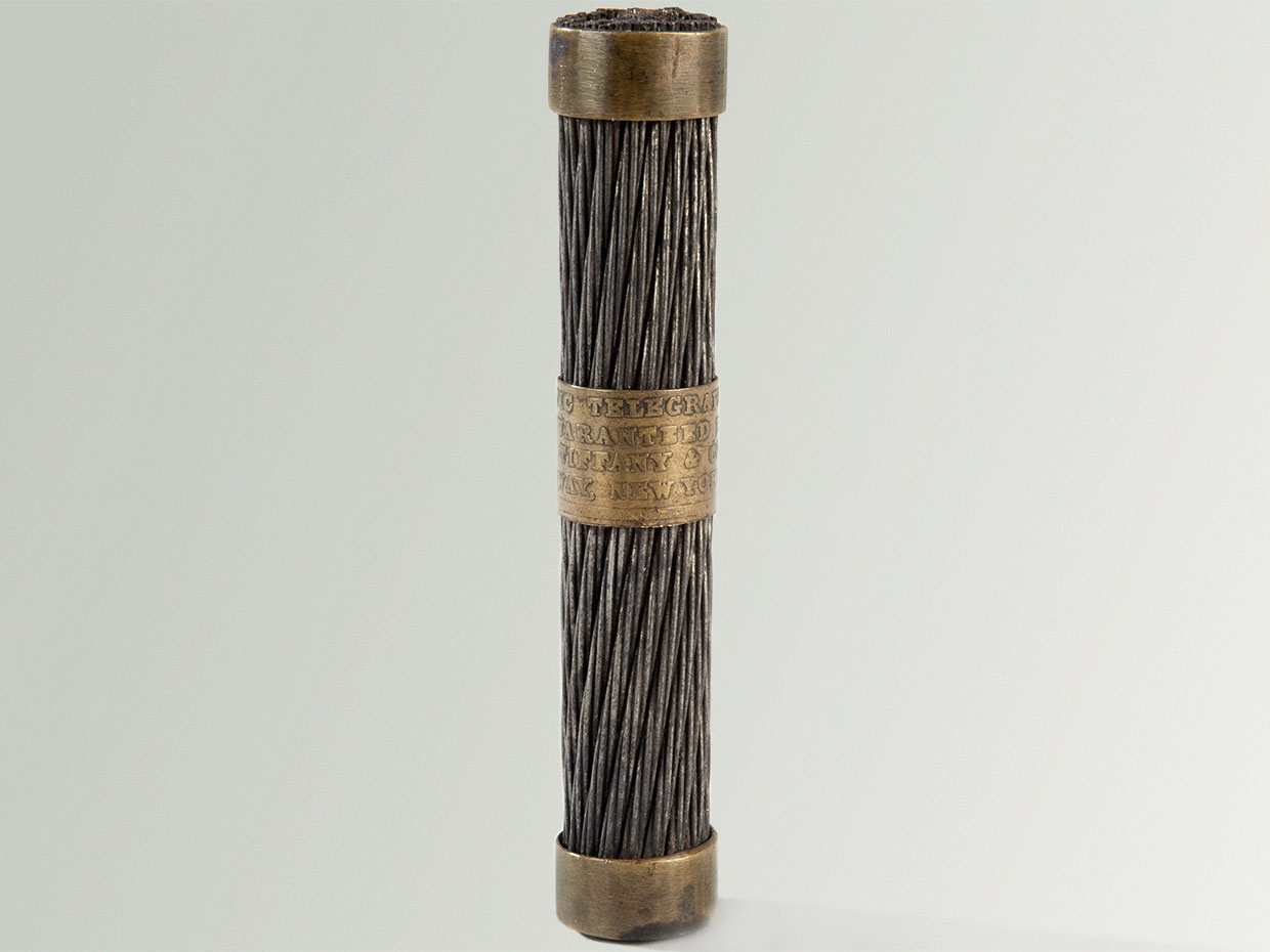 The First Transatlantic Telegraph Cable Was a Bold, Beautiful Failure
