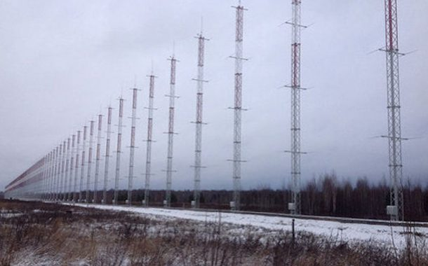 Russian OTH Radar Contayner now everywhere