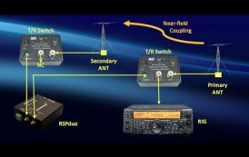 How to protect multiple antenna ports from RF damage