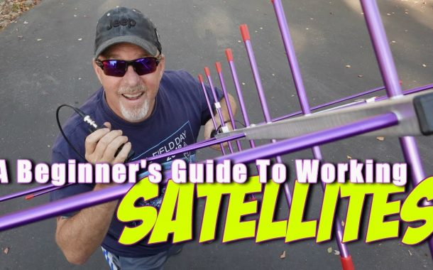 A Beginner's Guide To Ham Radio In Space