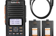 RADIODDITY GA-510 | 10W | DUAL BAND | TRI-POWER | ANALOG RADIO | 2 BATTERIES