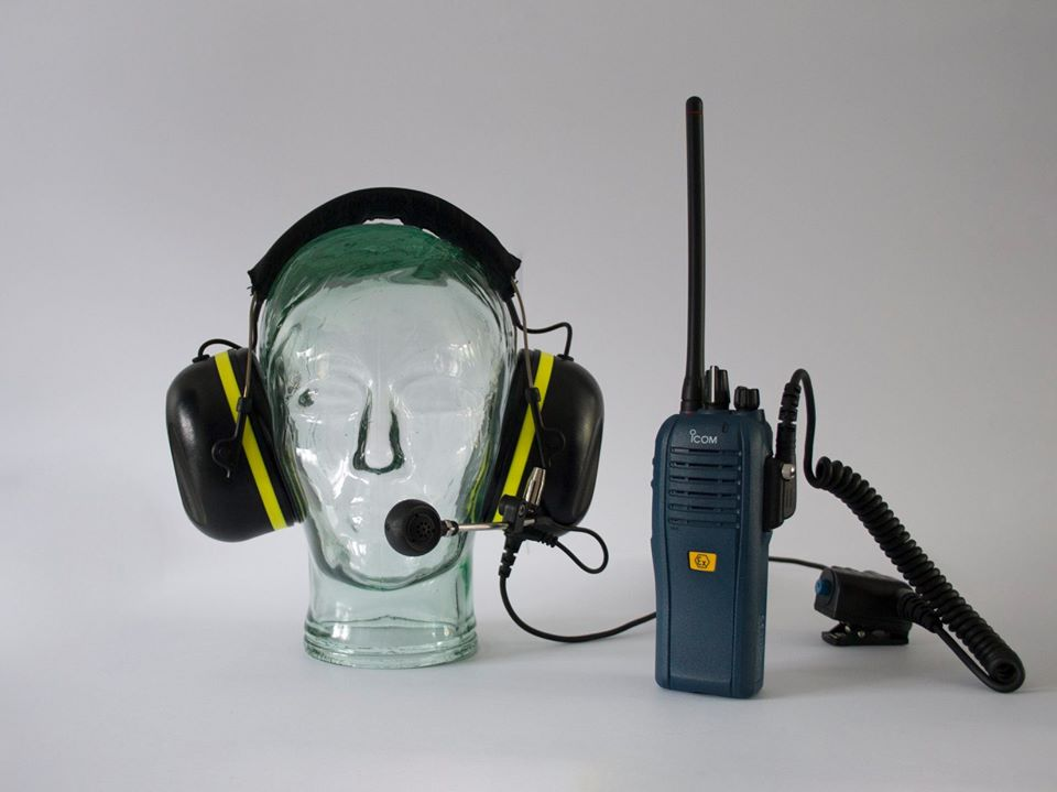 ATEX PTT Solution Available for ICOM IC-F3202DEX and F4202DEX series of ATEX radios