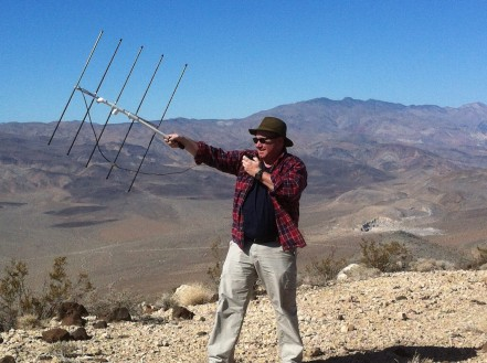 Elk Log Periodic 2M/440LBB, Review/Satellite Antenna