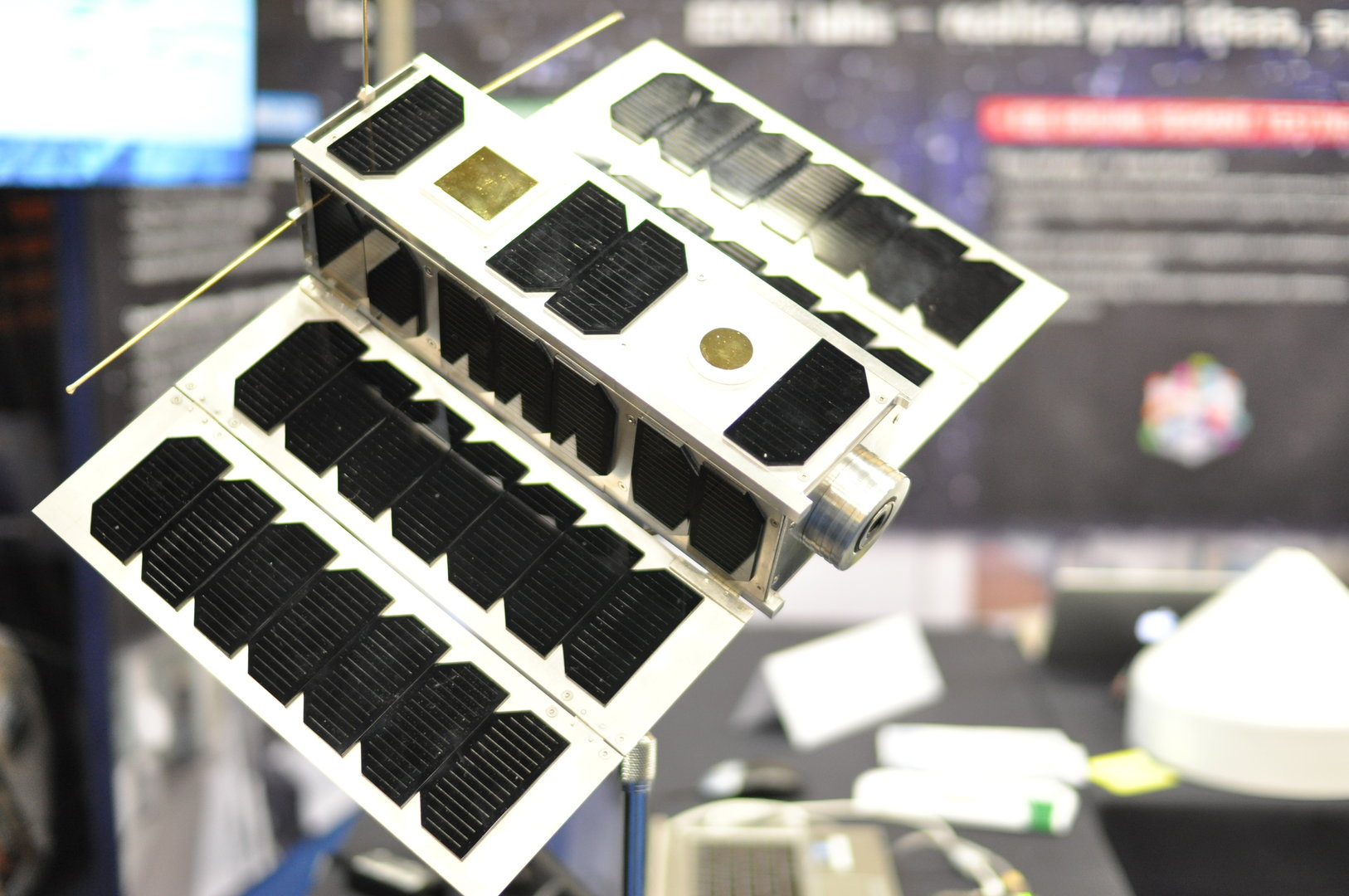 OPS-SAT — First-of-its-Kind Space Laboratory — Launched on December 18