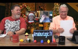 AmateurLogic 137: Friday 13th Christmas Show
