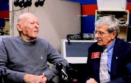 Roanoke Division Director Interviews Oldest US Radio Amateur