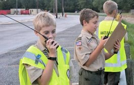 Texas Scout Leaders Promote Amateur Radio as a Communication Resource