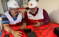 Amateur Radio volunteers are helping to support the American Red Cross' efforts following the recent earthquakes in Puerto Rico